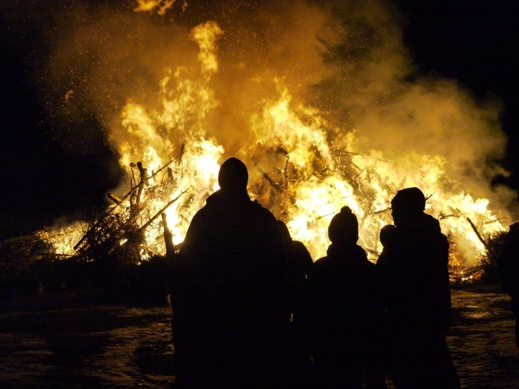 Bonfire-Prince Albert Winter Festival